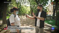 España Directo - El Tecnomago visita Guadalajara a probar tres trucos nuevos