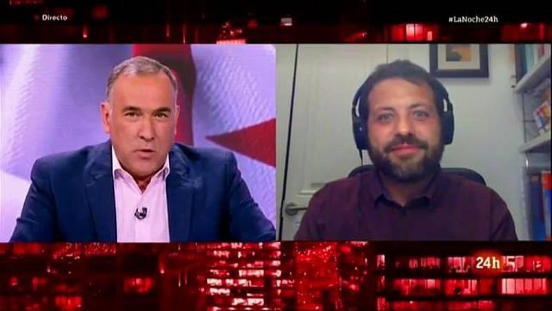 """Eduard Soler, investigador del CIDOB: """"Marruecos se ha dado cuenta que ha habido errores en su movimiento"""""""