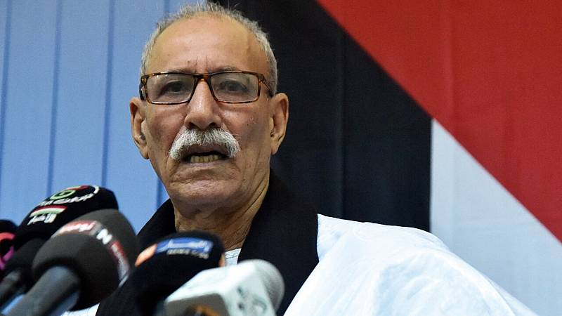 El líder del Frente Polisario abandona España y regresa a Argelia - Ver ahora