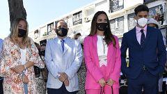 Gloria Camila se desvincula de su tío José Antonio y explica el porqué de su traje rosa