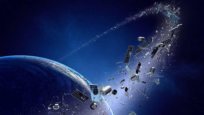 Somos documentales - Alerta: basura espacial - ver ahora