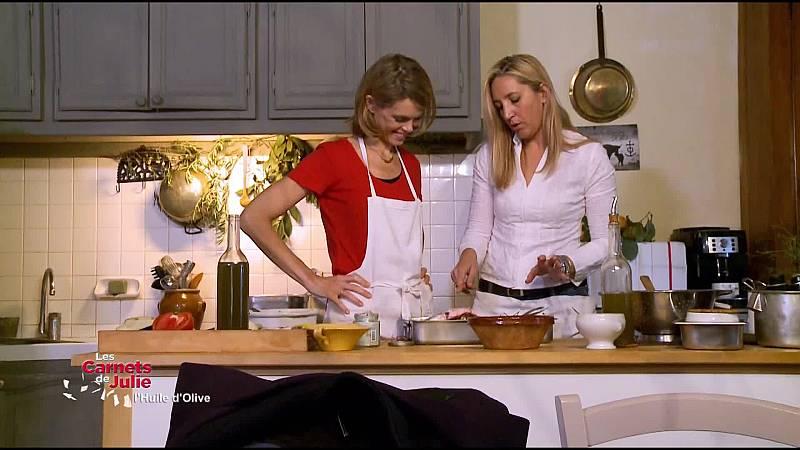 Las recetas de Julie - Los sabores del aceite de oliva - ver ahora