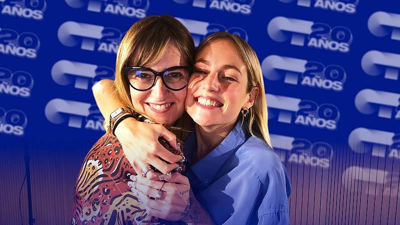 OT 20 años - Entrevista con María Escarmiento