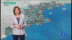 El tiempo en la Comunitat Valenciana - 02/06/21