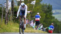 Ciclismo - Criterium du Dauphiné. 4ª etapa: Firminy - Roche La Moliere