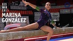 Desmarcats - Marina González, gimnasta