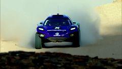 "Automovilismo - Extreme E ""Ocean X-Prix"". Resumen prueba Senegal"