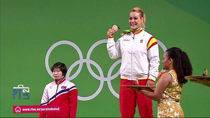 De niñas a leyendas. Los referentes en el deporte femenino