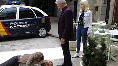 Así se grabó la muerte de Vlado Khan en 'Servir y Proteger'