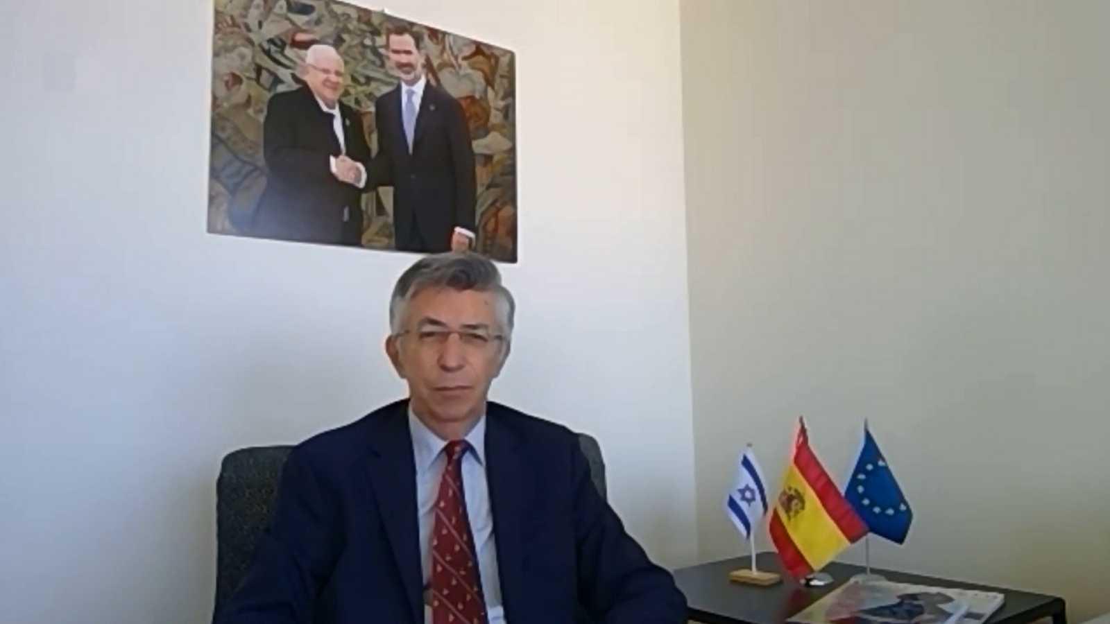 Shalom - Las relaciones España-Israel ayer y hoy - ver ahora