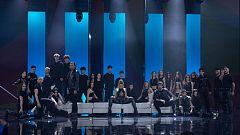 The Dancer - Actuación por la cultura segura de los capitanes y finalistas