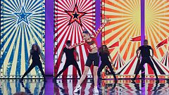 The Dancer - Actuación de Alexity con Carlota & Raúl en la Gran Final