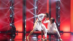 """The Dancer - Actuación """"Esencia"""" de Exon con Rafa Méndez"""