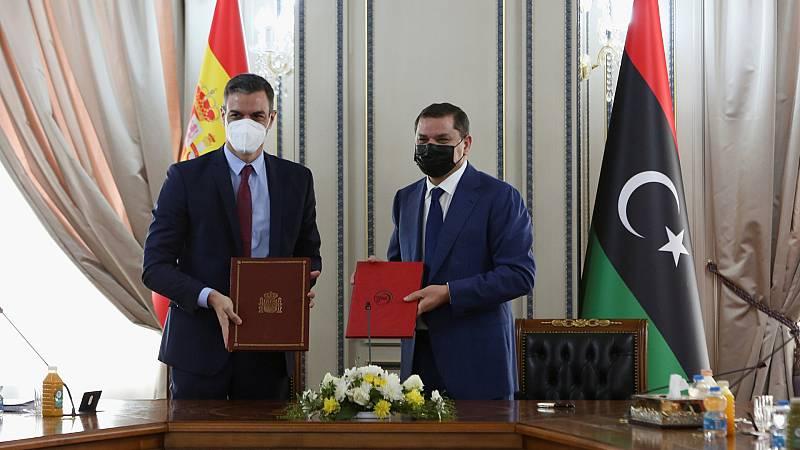 Sánchez viaja a Libia en apoyo a su transición y para fomentar la expansión internacional de las empresas españolas
