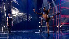 The Dancer - Actuación de Charly Brown en la Gran Final