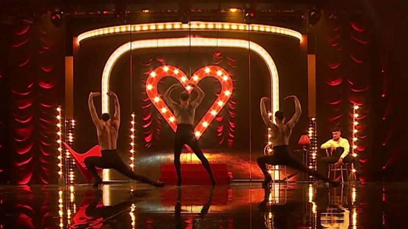 The Dancer - Actuación de Icónicas en la Gran Final