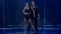 The Dancer - Actuación de Guillem y Rosa en la Gran Final