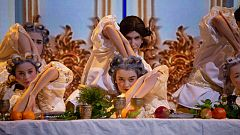 The Dancer - Actuación de D'oo wap en la Gran Final