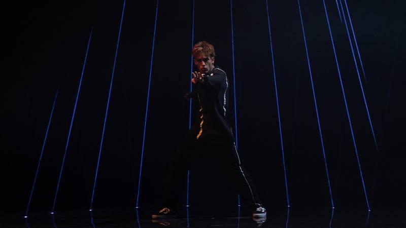 The Dancer - Actuación de Alextopdancer en la Gran Final