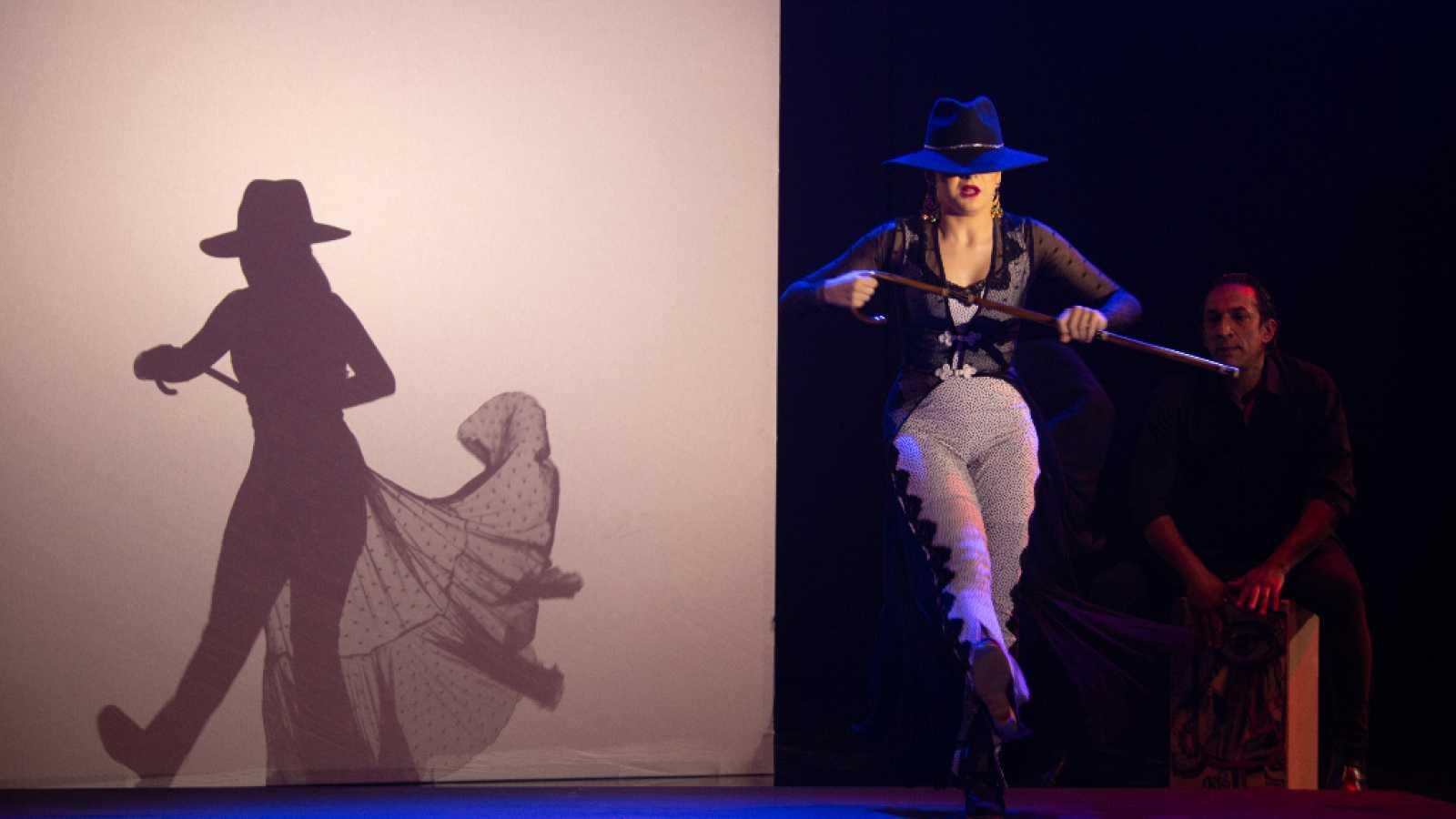 The Dancer - Actuación de Claudia, la utrerana, en la Gran Final