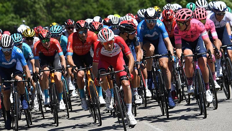 Ciclismo - Criterium du Dauphiné. 5ª etapa: Saint Chamond - Saint Vallier - ver ahora