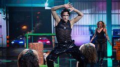 The Dancer - Actuación de Exon en la Gran Final