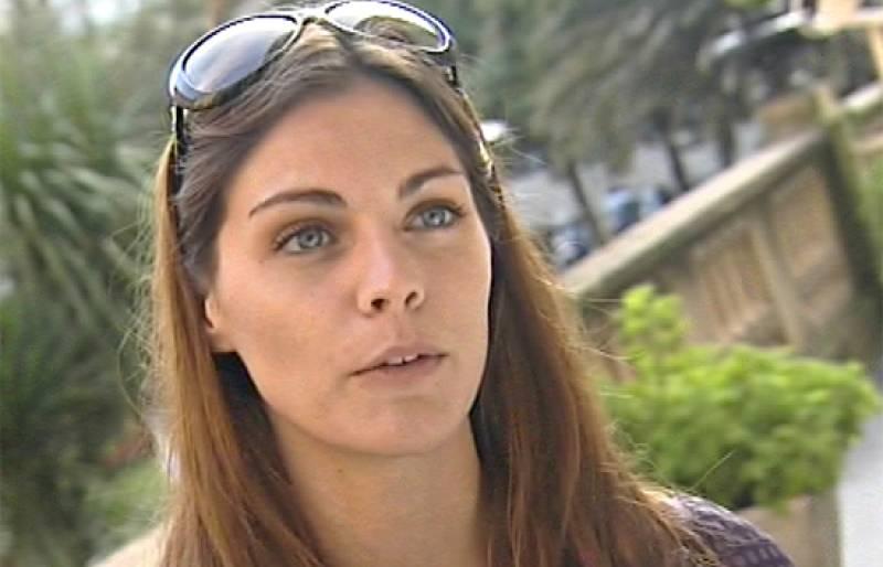 Amaia Salamanca habla de 'No estás sola, Sara'