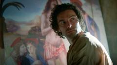 """Leonardo - Da Vinci alcanza su primer éxito con el ángel en """"El bautismo de Cristo"""""""