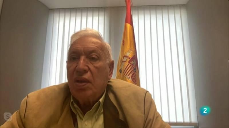 """García Margallo: """"Sánchez està disposat a cedir el que calgui per seguir a la Moncloa"""""""