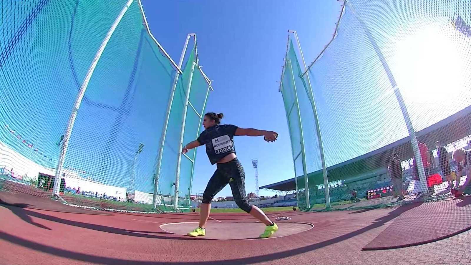 Atletismo - Mitin iberoamericano, desde Huelva - ver ahora