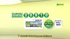 Sorteo ONCE - 03/06/21