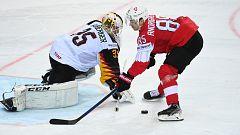 Hockey hielo - Campeonato del mundo masculino 1/4 Final: Suiza - Alemania