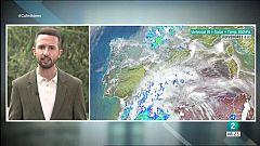 El Temps -  Fortes tempestes al Pirineu i cap de setmana canviant