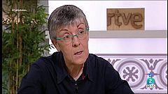 """Cafè d'idees - Francisca Verdejo: """"Falten molts recursos públics per a protegir a les dones"""""""