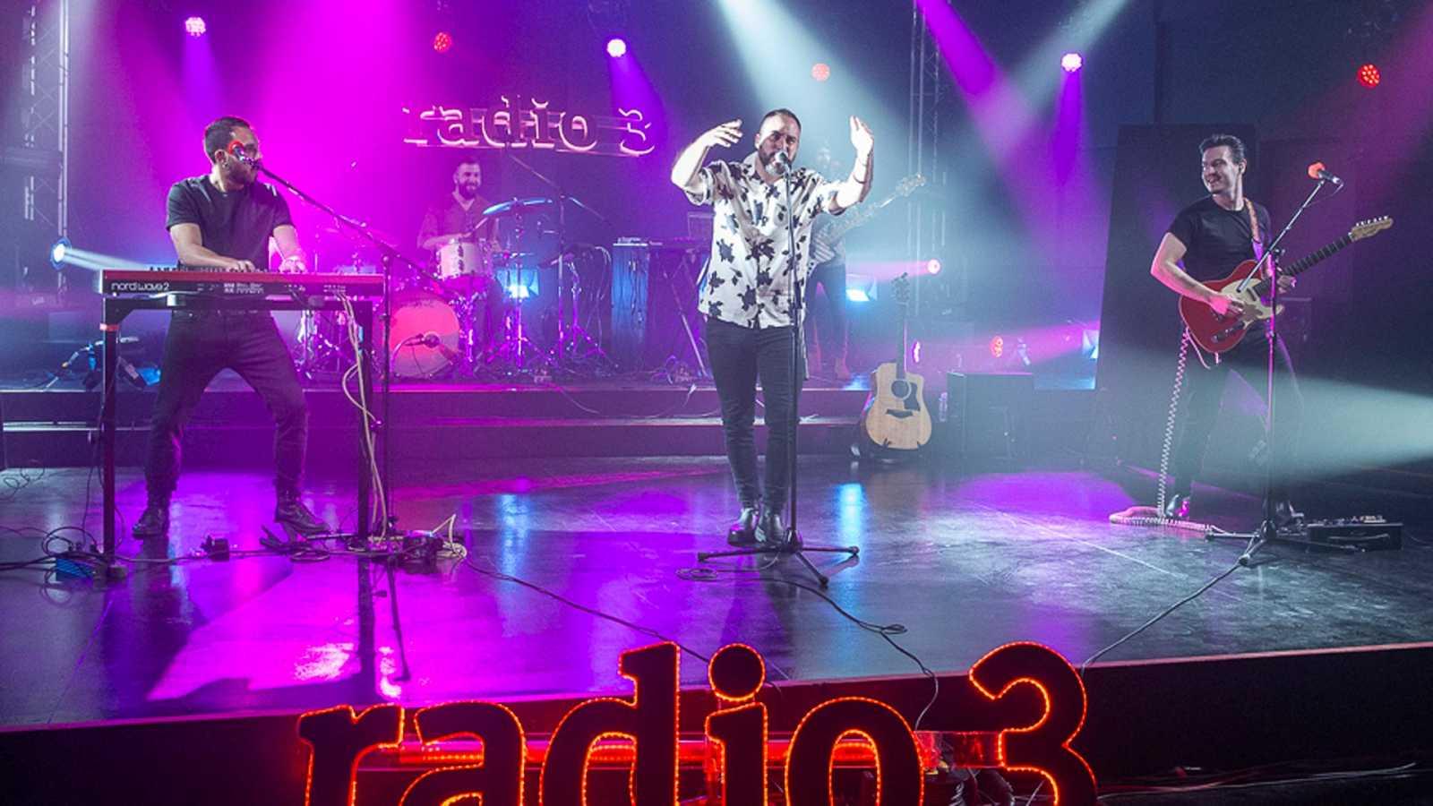 Los conciertos de Radio 3 - Lunáticos - ver ahora