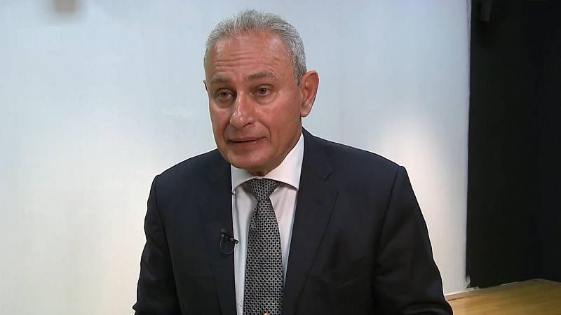 Medina en TVE - Conferencia sobre la integración regional Euromedi - ver ahora