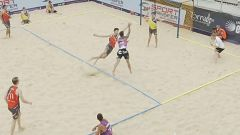 Balonmano Playa - Copa de Europa de Clubes. Fase preliminar (1)