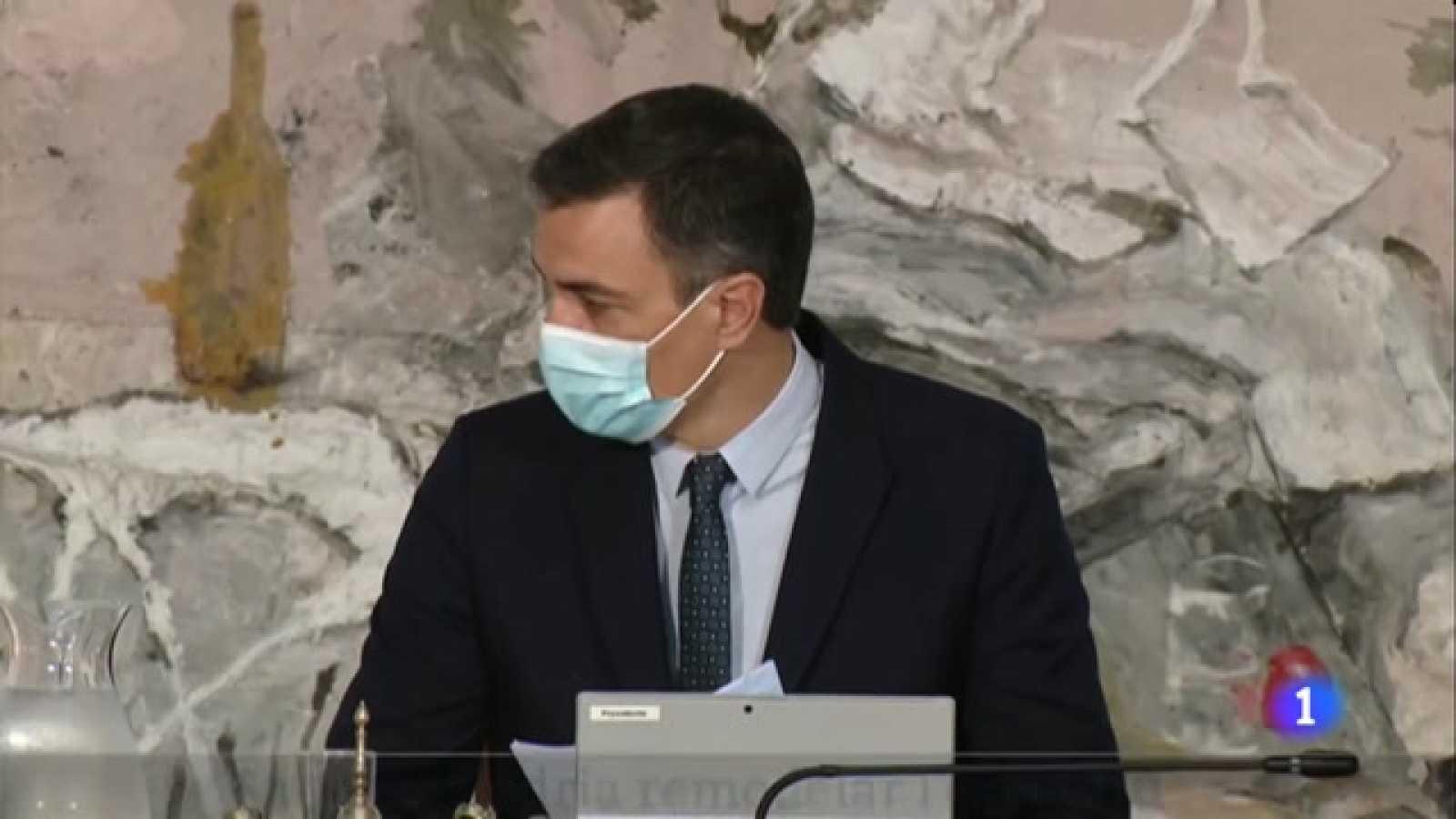 Els presidents Aragonès i Sánchez preparen per telèfon la primer reunió a la Moncloa