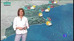 El tiempo en la Comunitat Valenciana - 04/06/21