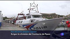 Paro en el sector pesquero de la Región