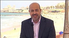 Isaías Bueno y Manuel García Roldán repasan la historia de RTVE en el Campo de Gibraltar
