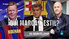 Desmarcats - Tertúlia sobre l'estil del Barça
