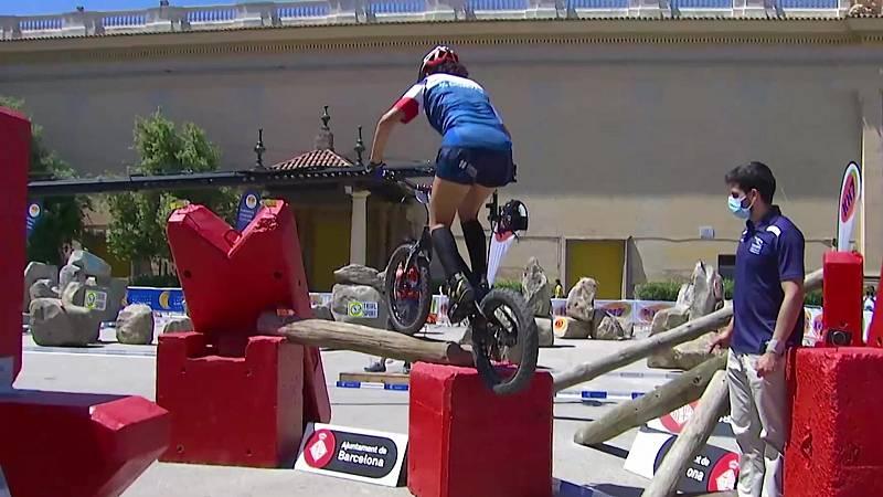 Trial - Trofeo internacional Ciudad de Barcelona de trial en bici - ver ahora