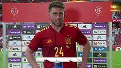 Laporte, feliz tras debutar con la selección española