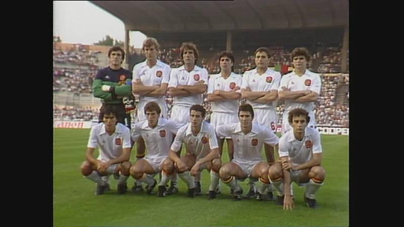 Conexión Vintage -  Eurocopa de fútbol de 1984 - ver ahora