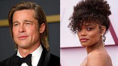 Brad Pitt y Andra Day los nuevos tortolitos de Hollywood