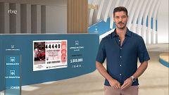 Sorteo de la Lotería Nacional del 05/06/2021