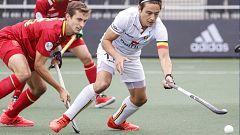 Hockey hierba - Campeonato de Europa masculino: España - BélgIca