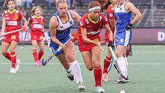 Hockey hierba - Campeonato de Europa femenino: España - Escocia