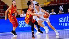 España logra una sufrida y trabajada victoria frente a Bélgica en la preparación del Eurobasket
